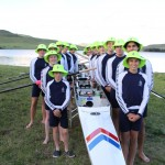 Rowing launch 2015