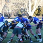 TAS Rugby v Wimbledon Brian To